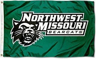 NWMSU Bearcats Large 3x5 College Flag