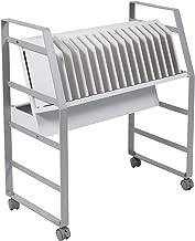 Luxor Furniture 16 Tablet/Chromebook Open Charging Cart -