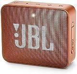 JBL GO 2, Altavoz Inalámbrico portátil con Bluetooth, Inalámbrico y Alámbrico, Naranja