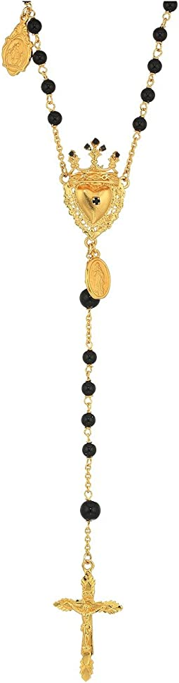 Dolce & Gabbana - Rosary Necklace