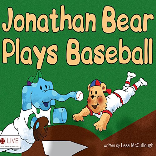 Jonathan Bear Plays Baseball cover art