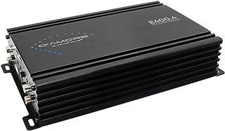 E400.4 High Efficiency 4 Channel Car Amplifier w/Clean D Technology - Full Range 4, 3 or 2 Channel Amplifier, 2 ohm Stabl... photo