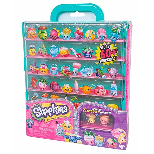 Shopkins 'Pop Up Shop' Collectors Case - Series 5