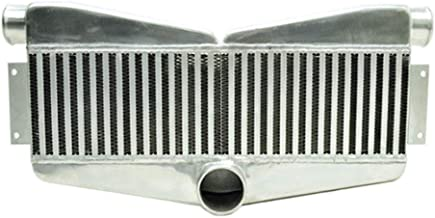 Rev9 IC-016 IC-016 Twin Turbo Ver.2 Intercooler, Bar And Plate Design, Aluminum Construction, Universal Application Custom Job