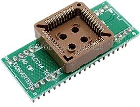 PLCC44 to DIP40 EZ USB Universal Programmer IC Adapter Tester Socket for TL866CS TL866A EZP2010 G540 SP300