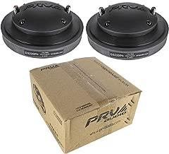 2X PRV Audio D3220Ph Compression Driver Magnet 440 Watts 8 Ohm Pro Car Audio