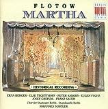 Martha: Act II: Folksong: Letzte Rose, wie magst du so einsam hier bluhn - Martha! Herr! (Lady, Lyonel)