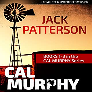Cal Murphy Thriller Bundle cover art