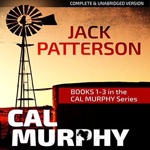 Cal Murphy Thriller Bundle audiobook cover art
