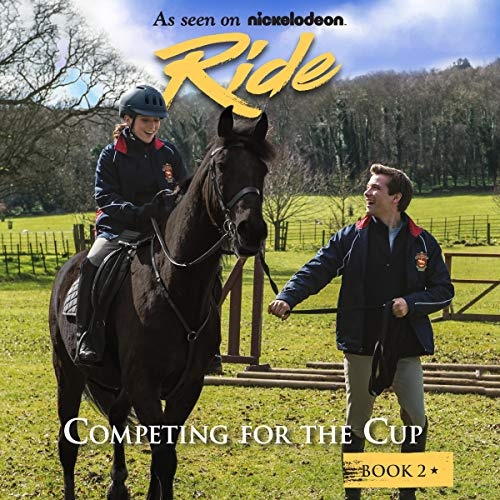 Ride: Competing for the Cup cover art
