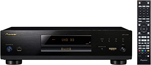 Pioneer Elite UDP-LX500 Universal Disc Player, Black
