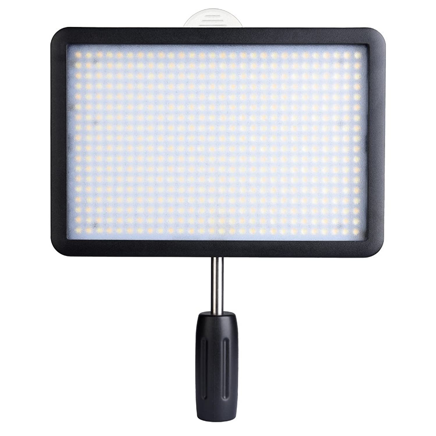 Godox LED500LC Changeable Version 3300K-5600K LED Video Light with Handle and RC-A5 Remote Control