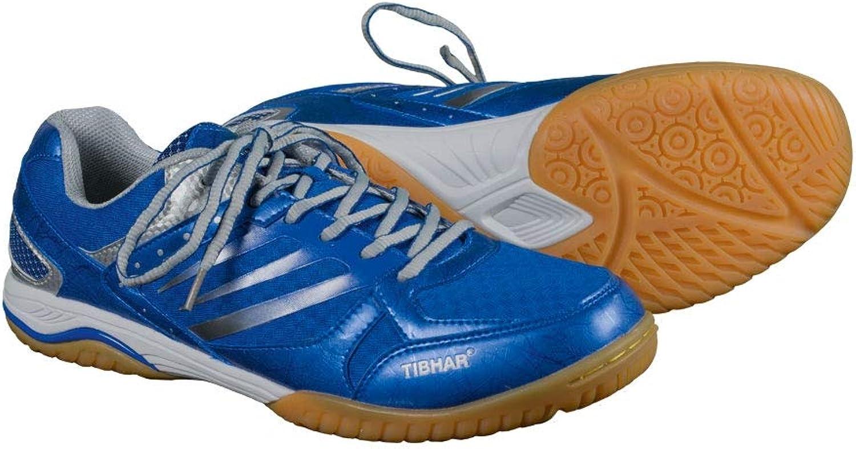 TIBHAR Table Tennis shoes Titan Ultra String bluee