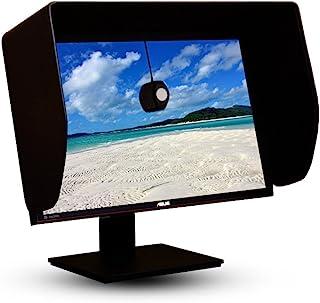iLooker-24P 24 inch Pro Edition LCD LED Video Monitor Hood Sunshade Sunhood for Dell HP Viewsonic Philips Samsung LG EIZO ...
