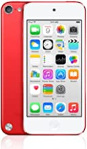 Apple iPod Touch 32GB (5th Generation) - Red (Renewed)