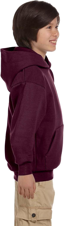 Hanes Youth ComfortBlend EcoSmart Pullover Hood (Maroon) (L) B00KFTE89K  Keine Begrenzung zu üben