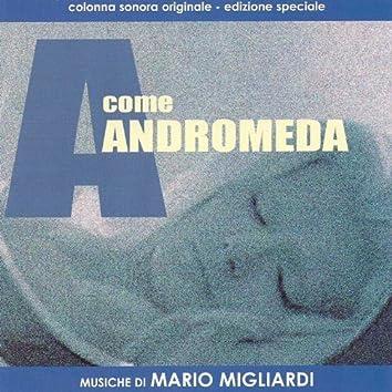 A come Andromeda (Original television soundtrack)
