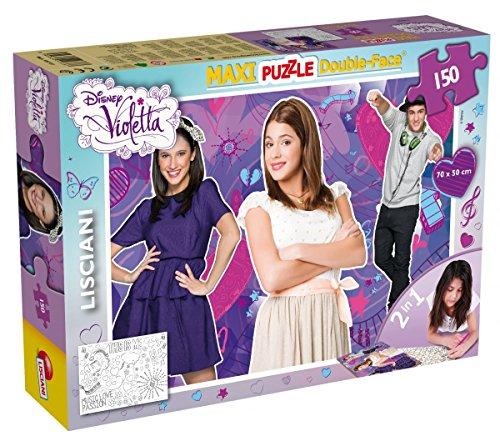 Puzzle dwustronne maxi Violetta 150