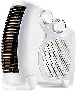Radiador eléctrico MAHZONG 1800W, Vertical, Calentador, Tres configuraciones de calefacción, Blanco