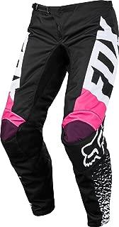 Fox Racing 180 Women's Off-Road Pants - Black/Pink / 10