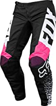 Fox Racing 180 Women's Off-Road Pants - Black/Pink / 10
