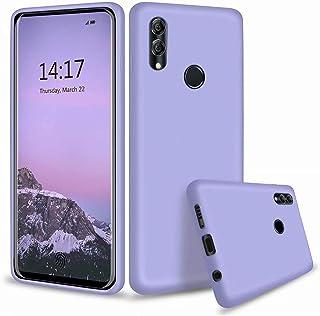 CRABOT Compatible con Huawei P Smart 2019/Honor 10 Lite Funda Silicona Líquida Parachoques de Goma de Gel Delgado A Prueba...