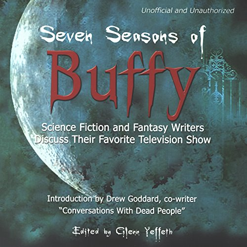 Seven Seasons of Buffy audiobook cover art
