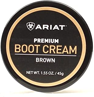 Ariat Boot Cream,Red,One Size