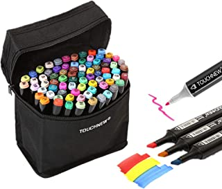 Rotuladores coloridos de doble punta Togood, 40 unidades