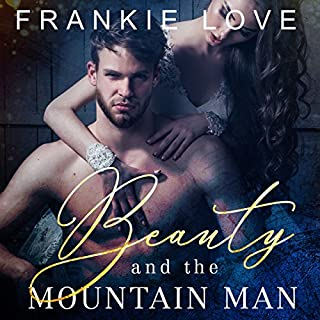 Beauty and the Mountain Man audiobook cover art