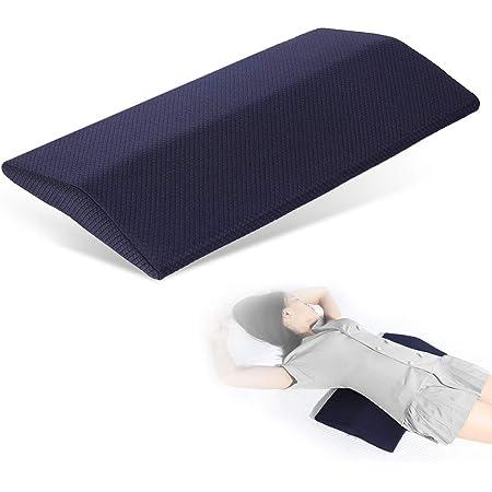 BELYAI 腰枕 低反発腰枕 腰まくら 腰痛防止 理想的な寝姿 三角 腰 クッション 多機能 足枕 膝枕 足腰枕 妊婦 産前 産後