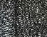 Wollstoff Stoff Herringbone Frischgrat schwarz weiß