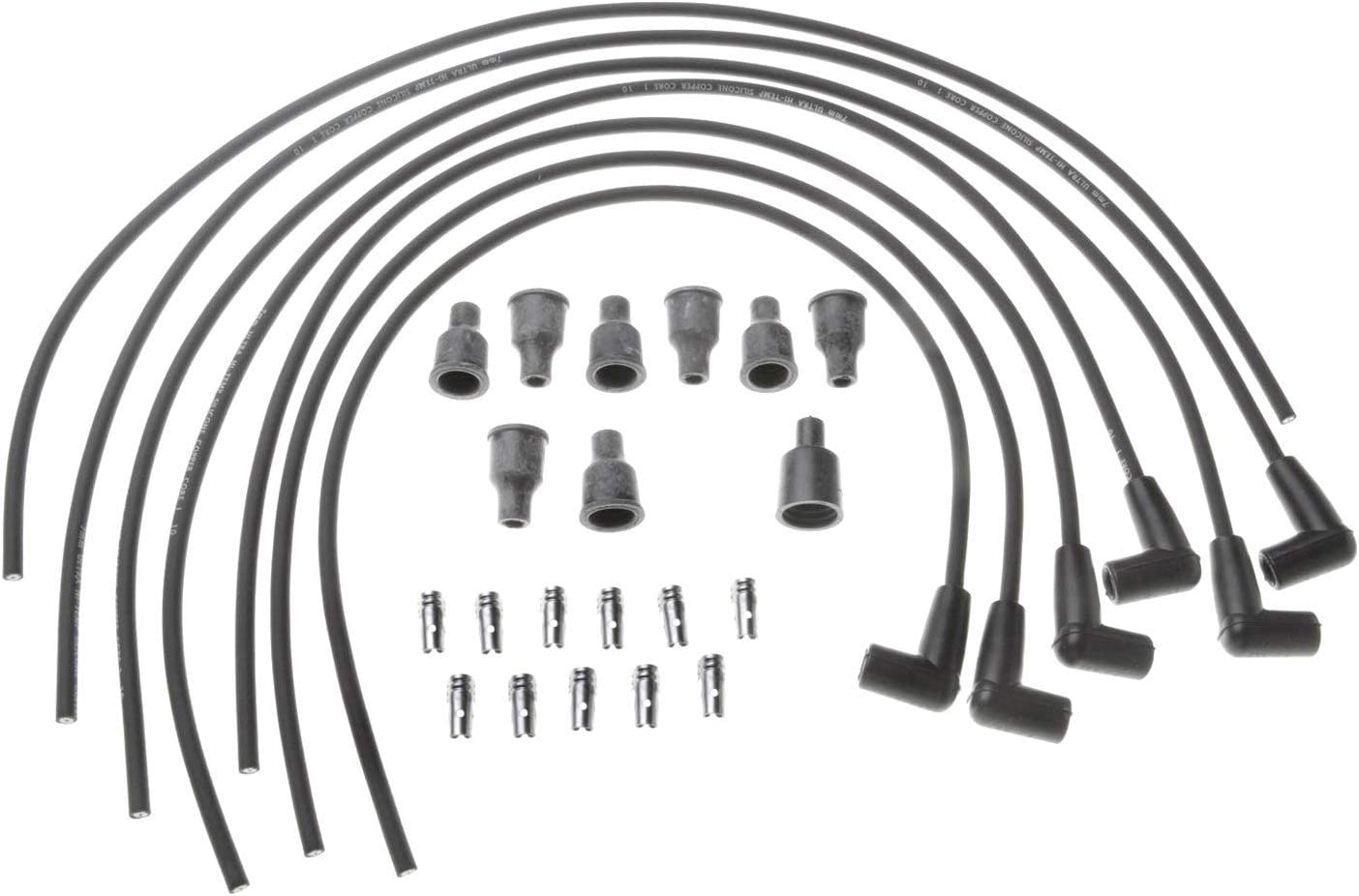 Las Vegas Mall Standard Motor Products 2603W Pro Series sold out Spark Wire Set Plug