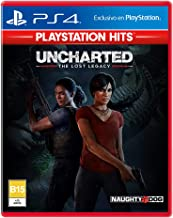 Uncharted: The Lost Legacy PS4 Standard LATAM version Spanish/English/French