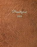 Prenotazioni 2020: Libro di prenotazione - Agenda Prenotazioni per ristoranti, bistrot e hotel | 370 pagine - 1 giorno=1 pagina | Il calendario degli ... in gastronomia | Con copertina insensibile.