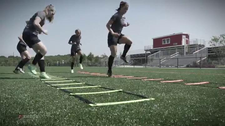 4m Soccer Football Flexibility Speed Training Ladder Fitness Jumping Ladder EBTOOLS Football Training Ladder
