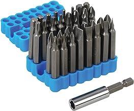 Silverline 456967 - Puntas para atornillador, 33 pzas (50 mm)