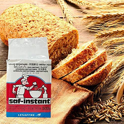 cedarfiny 500 G - lievito per panettini, lievito attivo istantaneo, lievito secco, alta glucosio, tolleranza cucina, forniture di cottura