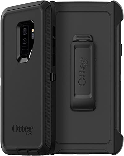 OtterBox Defender Series Case for Samsung Galaxy S9+ Wireless Accessory, Black