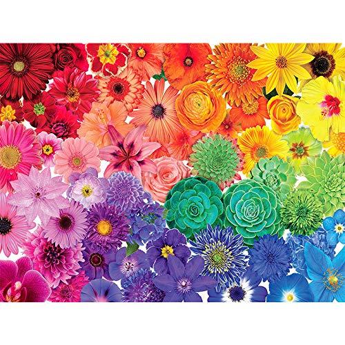 Puzzle 1000 Teile,Impossible Puzzle,Geschicklichkeitsspiel für die Ganze Familie,Farbenfrohes Legespiel,Puzzle anspruchsvoll, Erwachsenenpuzzle ab 14 Jahren (8)