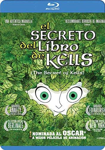 El secreto del libro de Kells [Blu-ray]