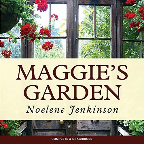 Maggie's Garden audiobook cover art
