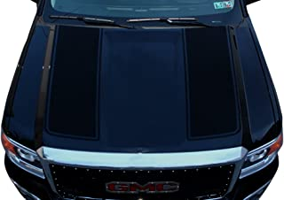 gmc sierra racing stripes