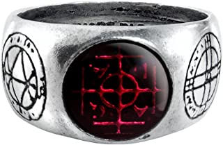 Agla Ring by Alchemy Gothic, England [Jewelry]