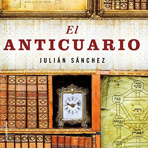 El anticuario [The Antiquarian] cover art