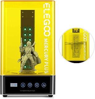 ELEGOO Mercury Plus Máquina de Lavado y Curado 2 en 1 para Mars Photon S Photon Mono LCD/DLP/SLA Modelos Impresos en 3D Ca...