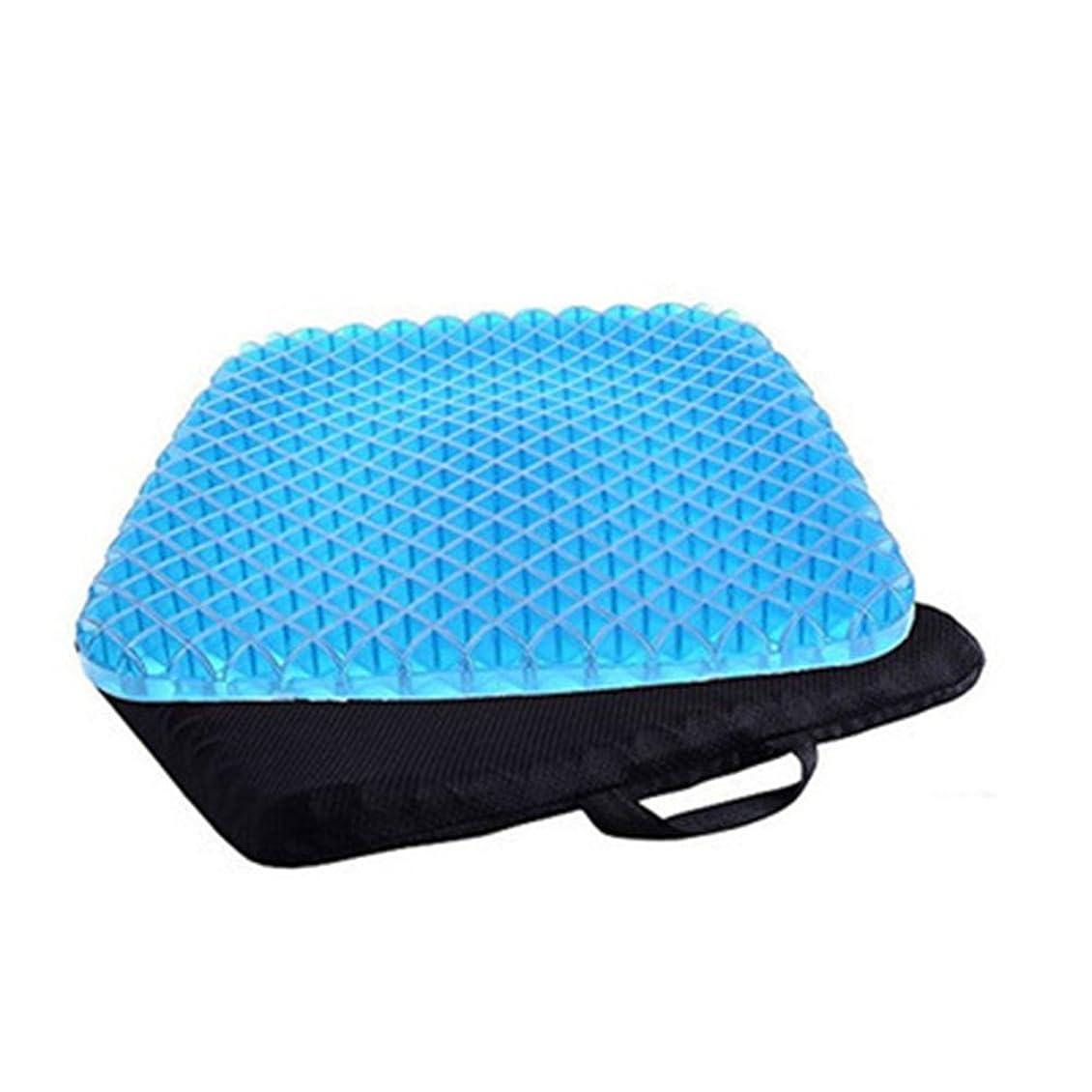 ダーツ無駄アクロバットエッグジェルシートカーエア通気性シートオフィスレリーフペイント疲れシートクッション、防水性、通気性、男性用、防風性、通気性、男性用、女性用