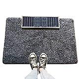 alfombra limpia zapatos pegamento