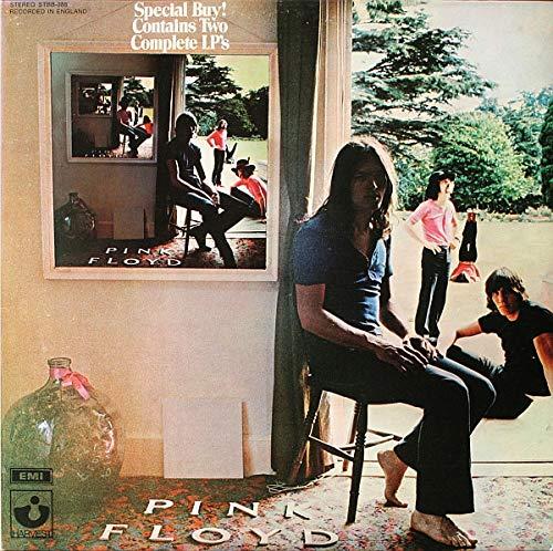 Pink Floyd - Ummagumma - Harvest - STBB-388, Capitol Records - STBB-388