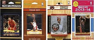 NBA Toronto Raptors 4 Different Licensed Trading Card Team Sets